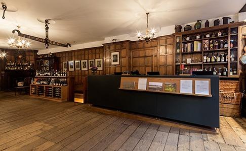 Berry Bros. & Rudd - Our Shops