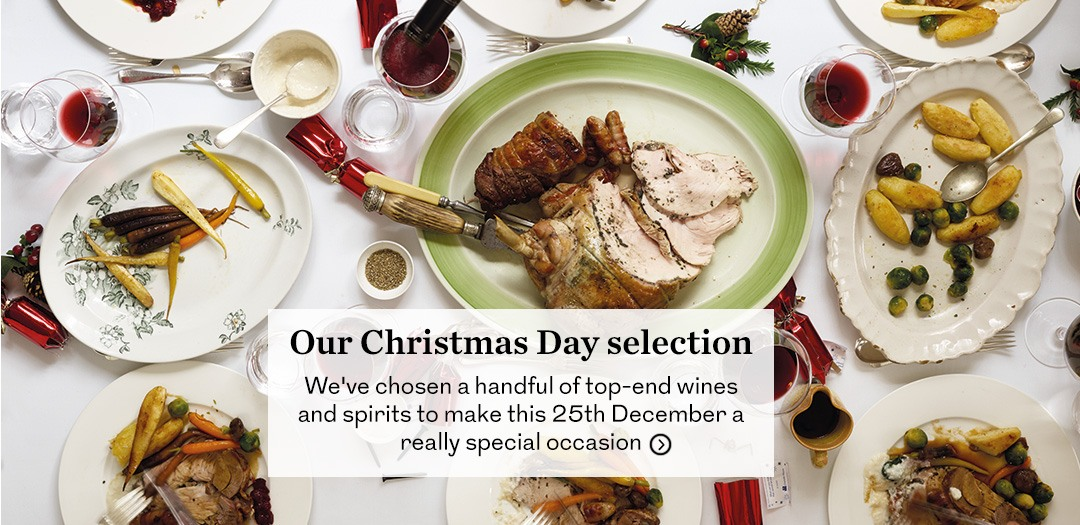 Fine Wines for Christmas