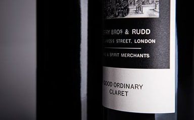 Our out-of-the-ordinary Claret available at Berry Bros. & Rudd