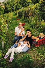 Laiolo Reginin, Piedmont