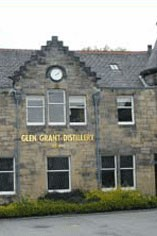 Glen Grant Distillery, Speyside