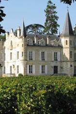 Chateau Haut Bergey Rouge