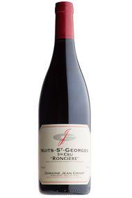 2010 Nuits-St Georges, Roncieres, 1er Cru, Domaine Jean Grivot