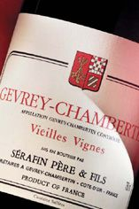 2010 Gevrey-Chambertin Vieilles Vignes, Domaine Christian Serafin