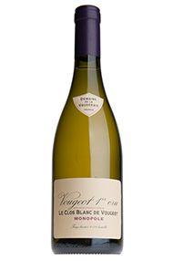 2010 Clos Blanc de Vougeot, 1er Cru, Domaine de la Vougeraie