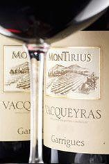 2010 Vacqueyras, Les Garrigues, Domaine Montirius