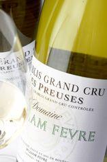 2010 Chablis Grand Cru, Les Preuses, Domaine William Fèvre