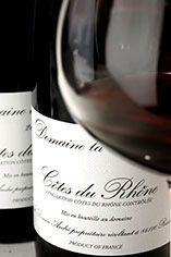 2010 Côtes du Rhône Rouge, Domaine la Soumade