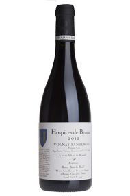 2012 Volnay Santenots, Jehan de Massol, 1er Cru, Hospices de Beaune