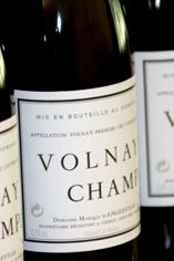 2005 Volnay, Champans Marquis d'Angerville