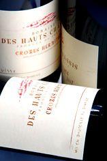 2010 Crozes-Hermitage, Cuvée Les Chassis Domaine Des Hauts Chassis