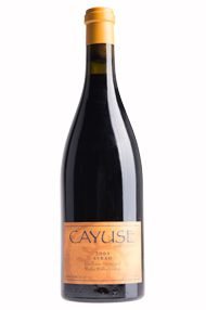 2009 Cailloux Vineyard Syrah Cayuse Vineyards