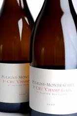2010 Puligny-Montrachet Champ Gain, 1er Cru, Olivier Bernstein