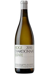 2010 Ridge Estate Chardonnay, California