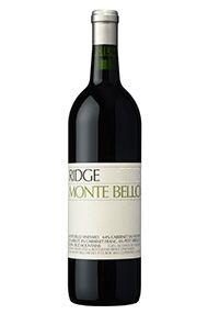 2011 Ridge Monte Bello, Ridge Vineyards
