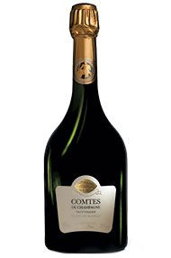 2002 Taittinger Comtes de Champagne, Blanc de Blanc