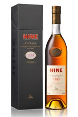 1983 Hine Grande Champagne, Early-Landed Cognac (40%)