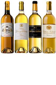 2011 Liquid Gold Assortment Case Sauternes