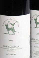 2009 Barbaresco Cru Rio Sordo, Barbaresco, Cascina delle Rose