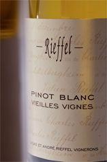 2011 Pinot Blanc, Vieilles Vignes, Domaine Lucas & André Rieffel