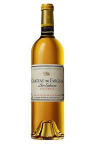 2001 Ch. de Fargues, Sauternes