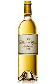 2005 Ch. d'Yquem, Sauternes