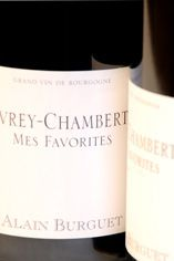 2011 Gevrey-Chambertin, Mes Favorites, Domaine Alain Burguet