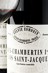 2011 Gevrey-Chambertin, Clos St Jacques, 1er Cru, Domaine Sylvie Esmonin