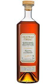 Tiffon Cognac, Chateau de Triac, Reserve de la Famille (40%)