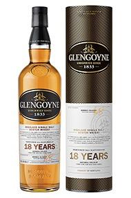Glengoyne, 18-year-old, Highland, Single Malt Scotch Whisky (43%)