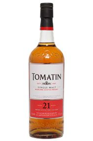 Tomatin 21 Year Old