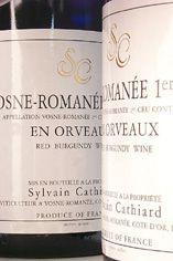 2011 Vosne-Romanée, En Orveaux, 1er Cru, Domaine Sylvain Cathiard