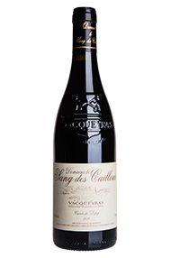 2011 Vacqueyras, Cuvée Lopy, Vieilles Vignes, Le Sang des Cailloux