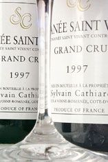 1999 Romanée-St Vivant, Grand Cru, Domaine Sylvain Cathiard