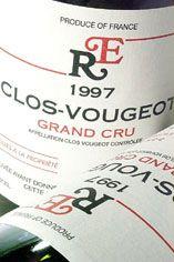 2000 Clos de Vougeot, Grand Cru, Domaine René Engel