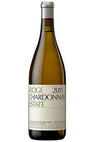 2011 Ridge, Estate Chardonnay, California