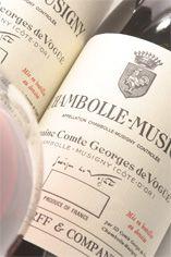 2011 Chambolle-Musigny, 1er Cru, Domaine Comte de Vogüé