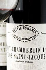 2002 Gevrey-Chambertin, Clos St Jacques, 1er Cru, Domaine Sylvie Esmonin