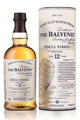 Balvenie, Single Barrel, First Fill 12-year-old, Malt Whisky (47.8%)