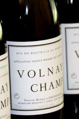 2010 Volnay, 1er Cru Champans, Marquis d'Angerville
