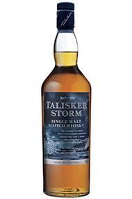 Talisker, Storm, Island, Single Malt Scotch Whisky (45.8%)