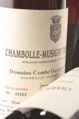 2003 Chambolle-Musigny, Domaine Comte Georges de Vogüé