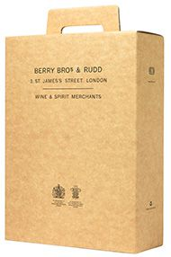 Three Bottle Gift Box