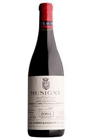 2004 Musigny, Vieilles Vignes,Grand Cru, Domaine Comte Georges de Vogüé