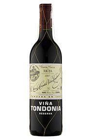 2001 Viña Tondonia Tinto Reserva, Rioja Alta, R. Lopez Heredia V. Tondonia