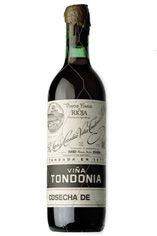 1980 Viña Tondonia Tinto Gran Reserva, Bodegas R. López de Heredia