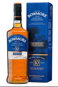 Bowmore Tempest (Batch 4)