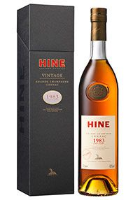 1983 Hine, Cognac, Jarnac Matured