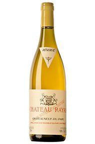 2008 Chateau Rayas Blanc Chateauneuf du Pape