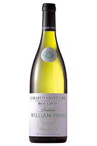 2012 Chablis, Bougros, Côte Bouguerots, Grand Cru, Domaine William Fèvre